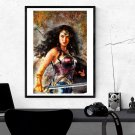 Wonder Woman 18x28 inches Canvas Print
