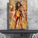 Wonder Woman   24x35 inches Canvas Print