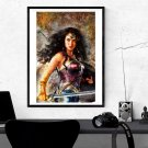 Wonder Woman   24x35 inches Canvas Print