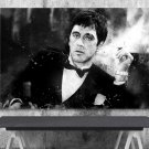 Scarface, Al Pacino, Tony Montana  24x35 inches Canvas Print