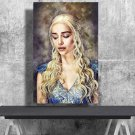 Game of Thrones, Daenerys Targaryen  18x28 inches Canvas Print