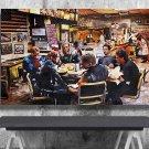 Avengers Endgame, Thor, Captain America, Iron Man   18x28 inches Canvas Print
