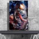 Venom 2, Tom Hardy, Eddie Brock, Carnage  18x28 inches Canvas Print