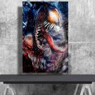 Venom 2, Tom Hardy, Eddie Brock, Carnage  24x35 inches Canvas Print