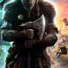Assassin's Creed Valhalla   18x28 inches Canvas Print