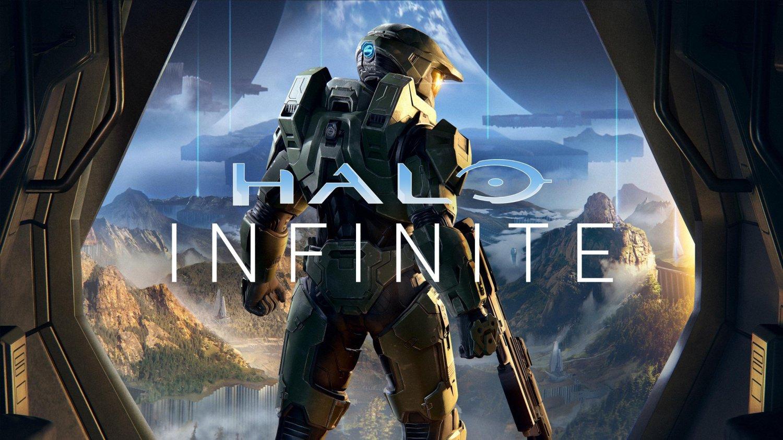 Halo Infinite  24x35 inches Canvas Print