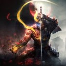 Nioh 2  24x35 inches Canvas Print