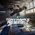 Tony Hawk's Pro Skater 1 + 2  24x35 inches Canvas Print