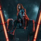 Vampire The Masquerade Bloodlines 2  18x28 inches Canvas Print