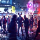Watch Dogs Legion  18x28 inches Poster Print