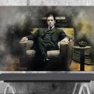 The Godfather Al Pacino  24x35 inches Canvas Print