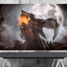 Demon's Souls  18x28 inches Canvas Print