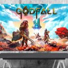 Godfall  18x28 inches Canvas Print