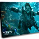Horizon Forbidden West Aloy  14x20 inches Stretched Canvas
