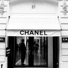 Chanel Decor Fashion  18x28 inches Canvas Print