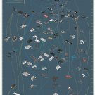 The Evolution of Video Game Controllers Chart  18x28 inches Poster Print