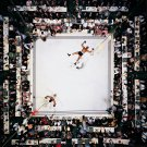 "Muhammad Ali vs Cleveland Williams 18""x18"" (45cm/45cm) Canvas Print"