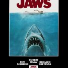 Jaws Movie 18x28 inches Canvas Print