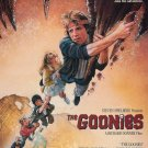 The Goonies Movie  18x28 inches Canvas Print