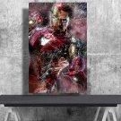 Iron Man 18x28 inches Canvas Print