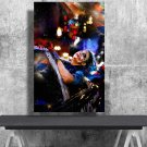 The Joker, Heath Ledger   18x28 inches Poster Print