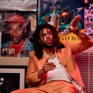 J. Cole  24x32  inches Canvas Print
