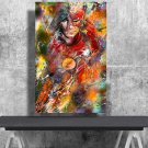 Arrow, Flash, TV Series   24x35 inches Canvas Print