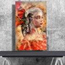 Game of Thrones, Daenerys Targaryen, Emilia Clarke, 8x12 inches Photo Paper
