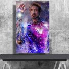 Iron Man Tony Stark   18x28 inches Poster Print