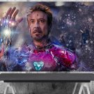 Iron Man Tony Stark  24x35 inches Canvas Print