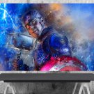 Captain America, Avengers Endgame, Chris Evans, Steve Rogers 13x19 inches Canvas Print