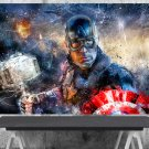 Captain America, Avengers Endgame, Chris Evans, Steve Rogers  18x28 inches Canvas Print