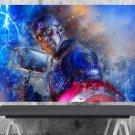 Captain America, Avengers Endgame, Chris Evans, Steve Rogers  24x35 inches Canvas Print