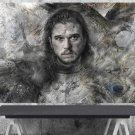 Game of Thrones,Jon Snow  24x35 inches Canvas Print