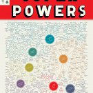 The Illustrious Omnibus of Super Powers Chart 18x28 inches Poster Print
