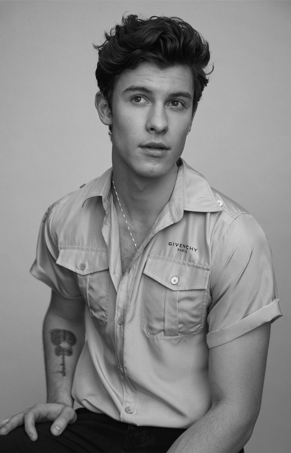 Shawn Mendes   13x19 inches Poster Print