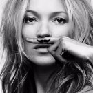 Kate Moss 18x28 inches Poster Print
