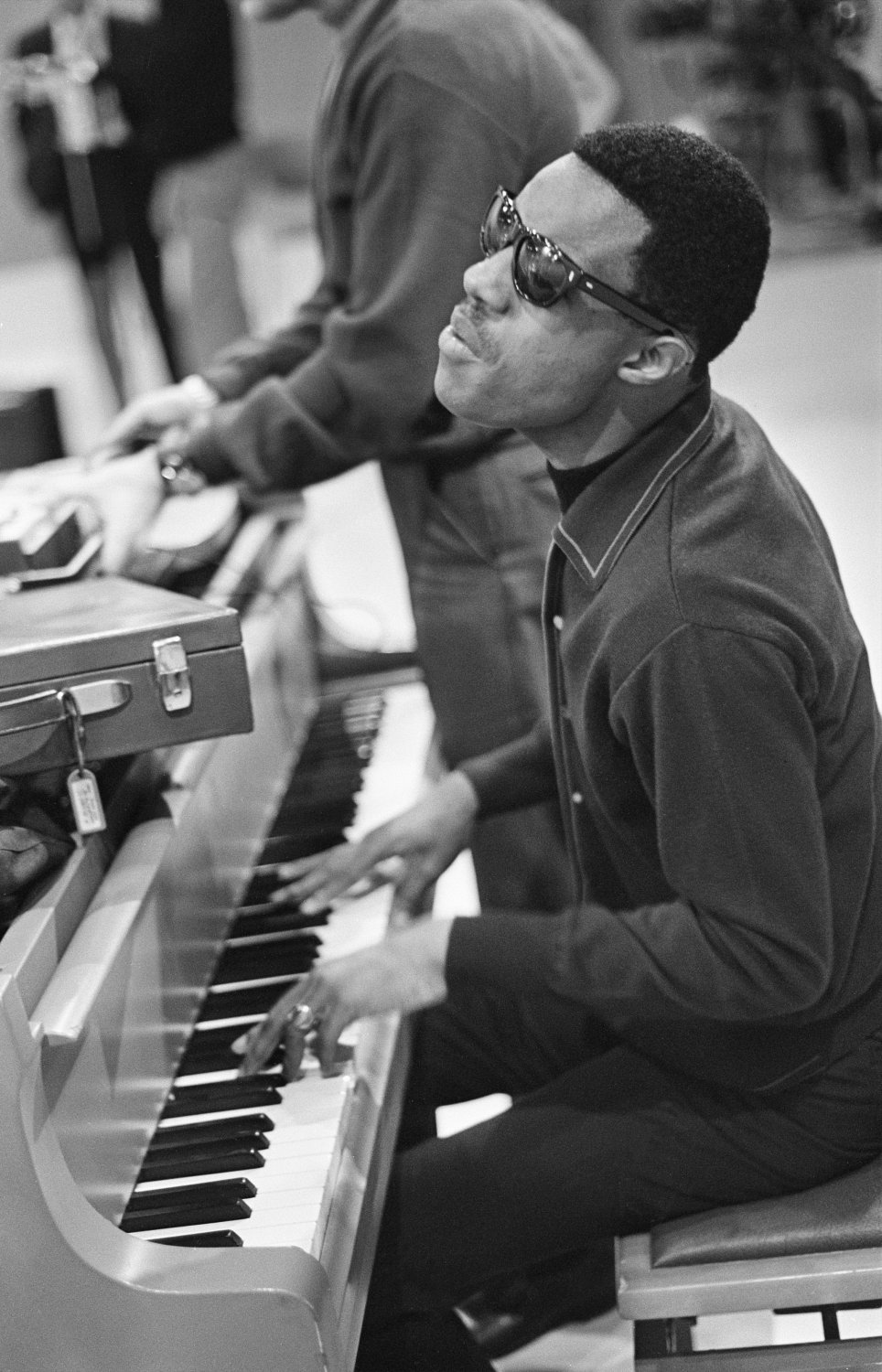 Stevie Wonder  13x19 inches Poster Print