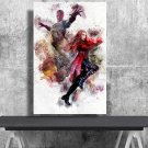 Scarlet Witch, Wanda Maximoff   13x19 inches Poster Print