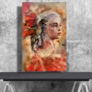 Game of Thrones, Daenerys Targaryen, Emilia Clarke 13x19 inches Poster Print
