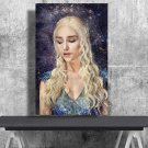 Game of Thrones, Daenerys Targaryen, Emilia Clarke, 8x12 inches Photo Paper