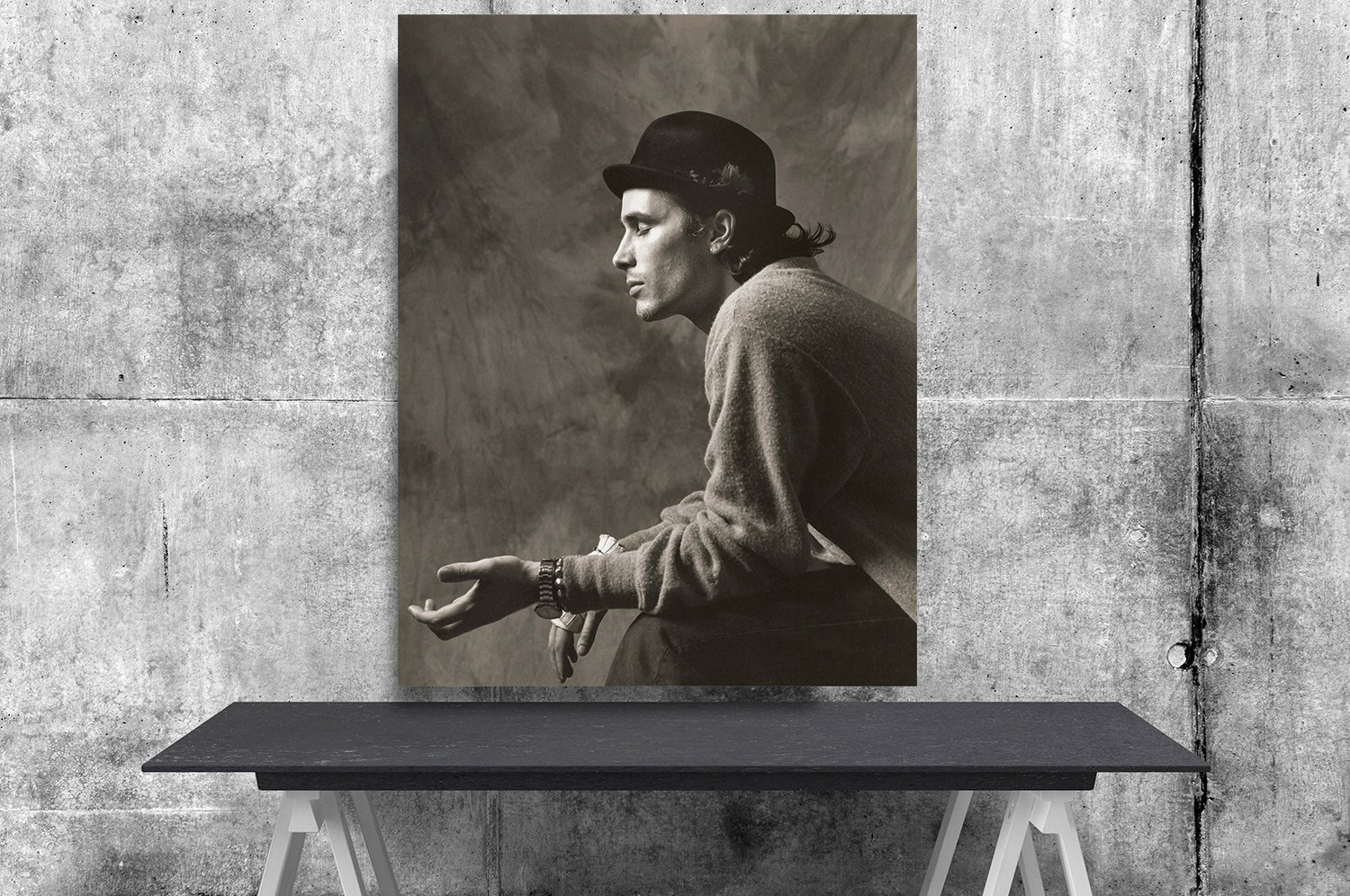 Jeff Buckley 22x28  inches Poster Print