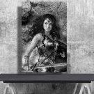 Wonder Woman  18x28 inches Canvas Print