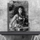 Wonder Woman    18x28 inches Poster Print