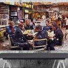Avengers Endgame, Iron Man, Captain America, Thor, Captain Marvel,  Hulk   24x35 inches Canvas Print