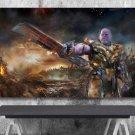 Avengers Endgame Thanos Army  18x28 inches Canvas Print