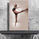 Misty Copeland  24x35 inches Canvas Print