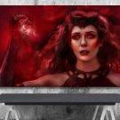 Wanda Vision  ,Scarlet Witch, Wanda Maximoff   24x35 inches Canvas Print