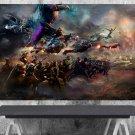 Avengers Endgame , Final Battle  18x28 inches Canvas Print