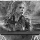 Black Widow, Natasha Romanoff, Scarlett Johansson   18x28 inches Canvas Print